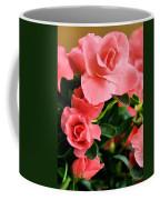 Double Leaf Azaleas Coffee Mug