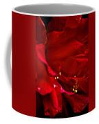 Double Red Coffee Mug