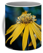 Double Yellow Coffee Mug