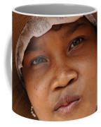 Cambodian Girl Coffee Mug