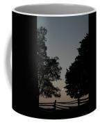 Doughton Park On The Blue Ridge Parkway Coffee Mug