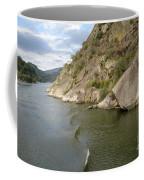 Douro Rock Formation Coffee Mug by Arlene Carmel