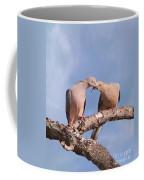 Dove Devotion Coffee Mug