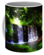 Dove Lake Falls Coffee Mug