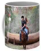 Down Hill Landing Coffee Mug