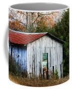 Down On The Farm - Old Shed Coffee Mug
