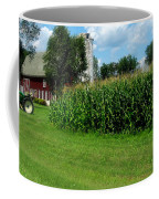 Down On The Wisconsin Farm Coffee Mug