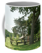 Down The Lane To The Cabin 3 Coffee Mug