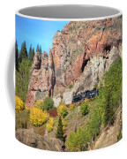 Down Windy Point Coffee Mug