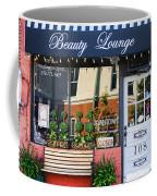 Downtown Beauty Lounge Coffee Mug