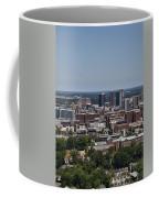 Downtown Birmingham Alabama Coffee Mug