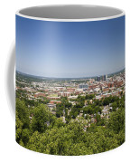 Downtown Birmingham Alabama On A Clear Day Coffee Mug