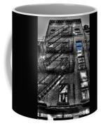 Downtown Blue Sky Dreams Coffee Mug