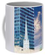 Downtown Blues Coffee Mug