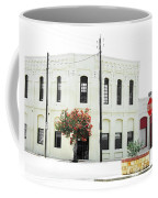 Downtown Flouresville Texas Coffee Mug