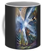 Downtown Sunstream Coffee Mug