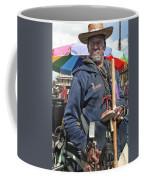 Dr. Luv In Jackson Square Coffee Mug