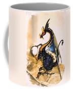 Dragon At Work Coffee Mug