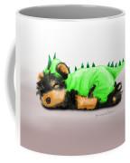 Dragon Baby Yorkie Coffee Mug