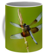 Dragon Fly Green Coffee Mug