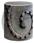 Dragon Iron Work Coffee Mug