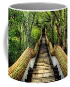 Dragon Steps Coffee Mug