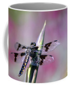 Dragonfly Bokeh Coffee Mug