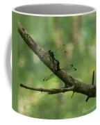Dragonfly Hanky Panky Coffee Mug