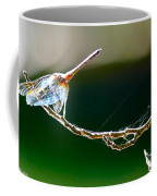 Dragonfly In The Wind Coffee Mug
