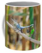 Dragonfly Love Coffee Mug