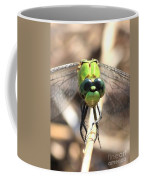 Dragonfly Perspective Coffee Mug by Carol Groenen