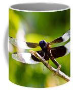 Dragonfly Stalking Coffee Mug