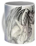 Dragonheart - Bw Coffee Mug