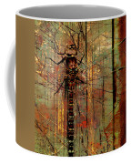Dragons Wall  Coffee Mug by Empty Wall
