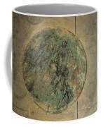 Drain Cover In Cement Coffee Mug