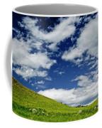 Dramatic Big Sky Coffee Mug