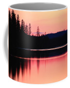 Dramatic Picture Of A Forest-edged Lake Coffee Mug