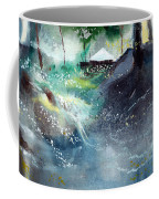 Dream House 2 Coffee Mug by Anil Nene