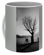 Dreaming In Front Of The Lake Coffee Mug