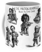 Dred Scott & The 1860 Presidential Race Coffee Mug