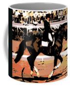 Dressage Competition Coffee Mug