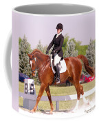 Dressage Test Coffee Mug