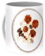 Dried Flower Art Coffee Mug