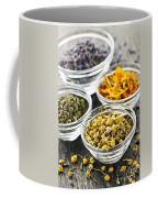 Dried Medicinal Herbs Coffee Mug