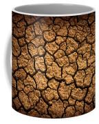 Dried Terrain Coffee Mug