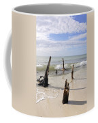 Driftwood Stands Watch Coffee Mug