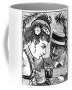 Drinking, 1875 Coffee Mug