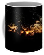 Drive By Sunset Coffee Mug