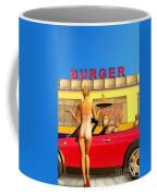 Drive-in Coffee Mug