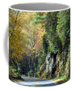Drive In The Mountains Coffee Mug